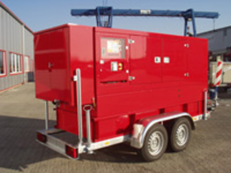 Stromerzeugung / Mobil-Strom GmbH