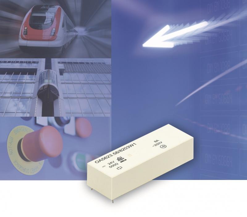 Relais pour plaques à circuit imprimé