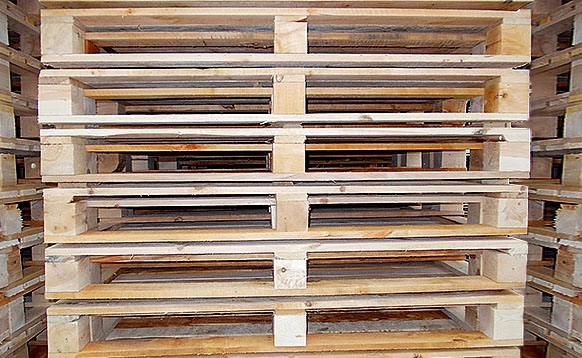 Dřevěný obal