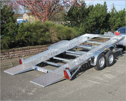 Car Transportation Trailers