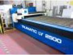 Laserové řezací stroje