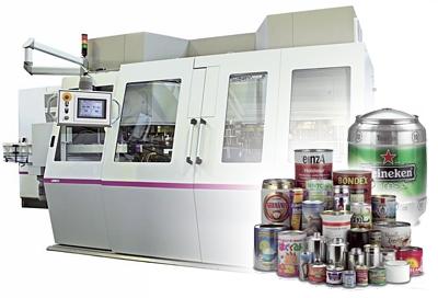 Machines pour la fabrication de boîtes