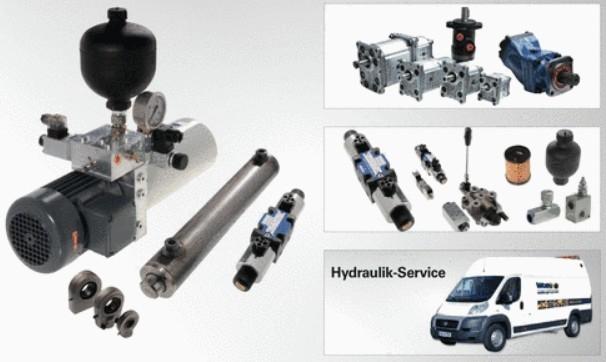 Componentes hidráulicos / WELTE WENU GmbH