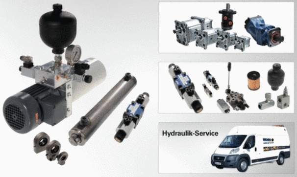 Bombas hidráulicas / WELTE WENU GmbH