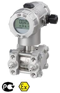 Manómetros de presión diferencial / JUMO GmbH & Co. KG