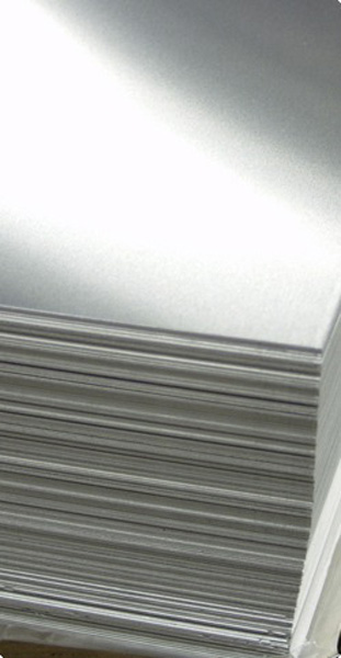 Chapa de alumínio / AMCO METALL SERVICE GmbH