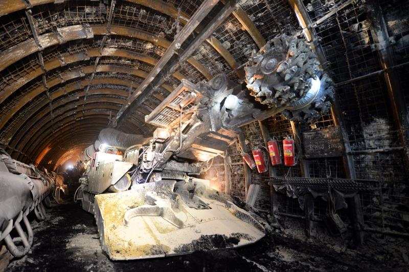 Máquinas para perfuração de túneis