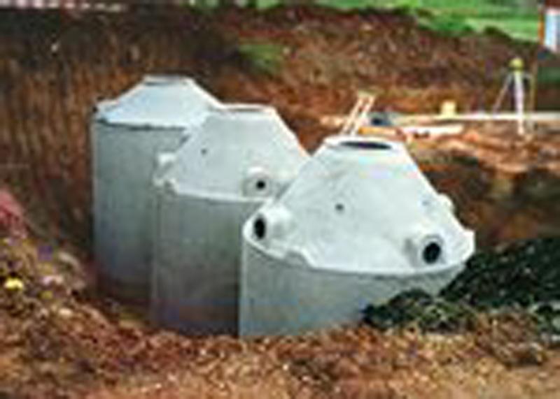 Budowa zbiorników