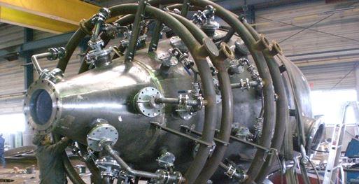 Construction d'appareils en acier inoxydable