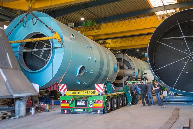 Construcción de tanques / Hilgefort GmbH