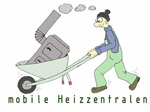 Mobilní topení