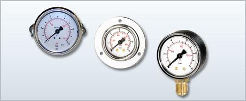 Manómetros / TIMMER PNEUMATIK GmbH