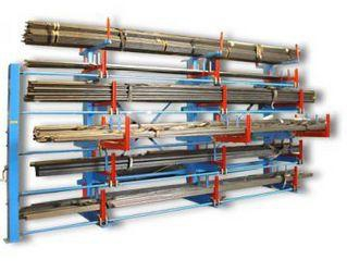 Sistema de estanterías para cargas pesadas